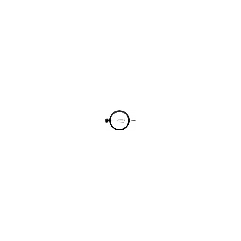 Broche circulaire pour BBQ KAMADO grand modèle