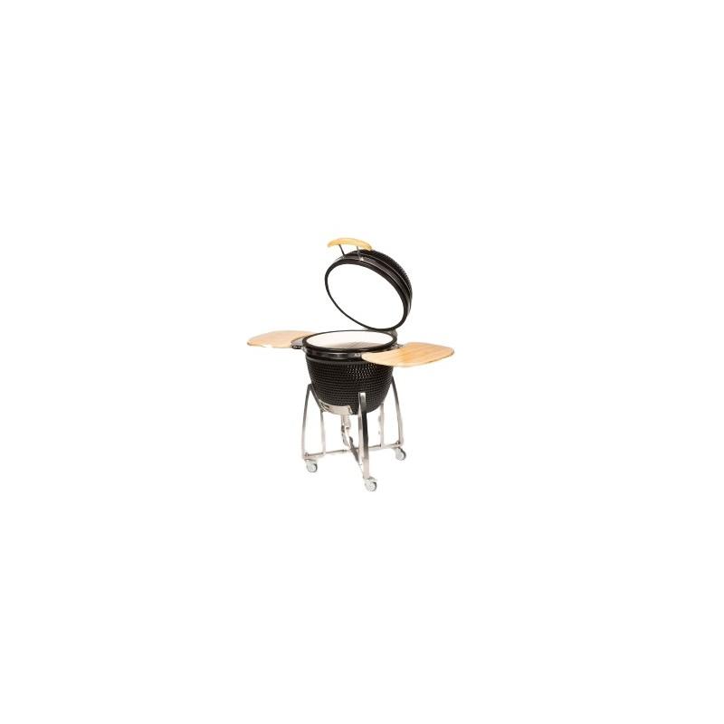 Barbecue Kamado en céramique diamètre 457 mm
