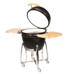 Barbecue Kamado en céramique diamètre 595 mm