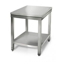 TABLE INOX CENTRALE 700 X...