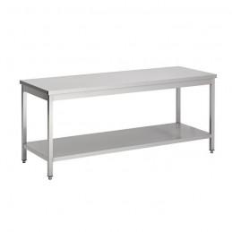 TABLE INOX CENTRALE 2000 X...