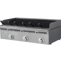 BARBECUE GRILL PIERRES DE...