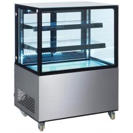 Vitrine réfrigérée largeur 900 mm