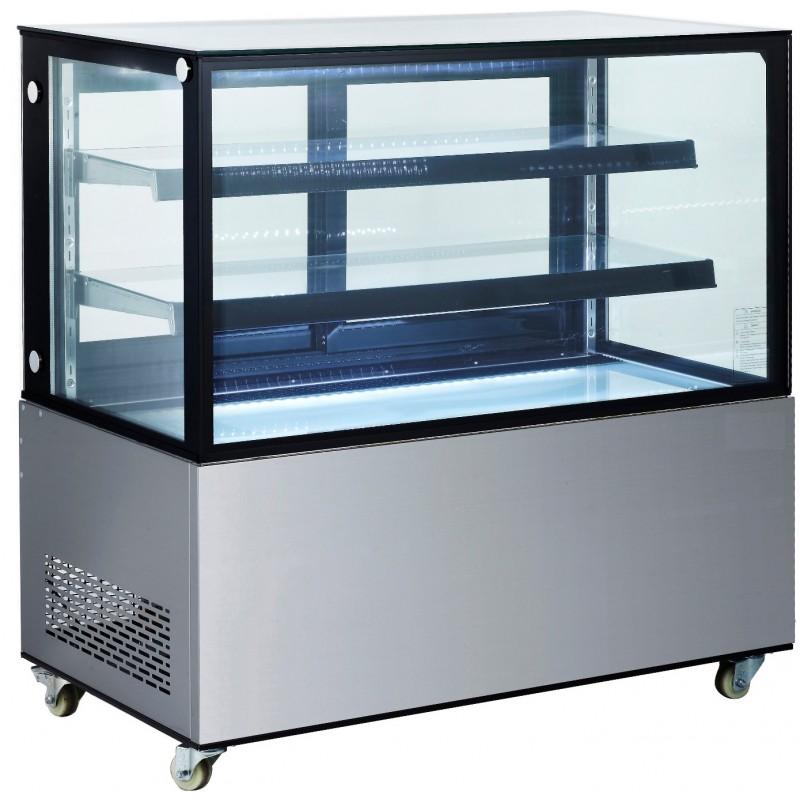Vitrine réfrigérée largeur 1200 mm