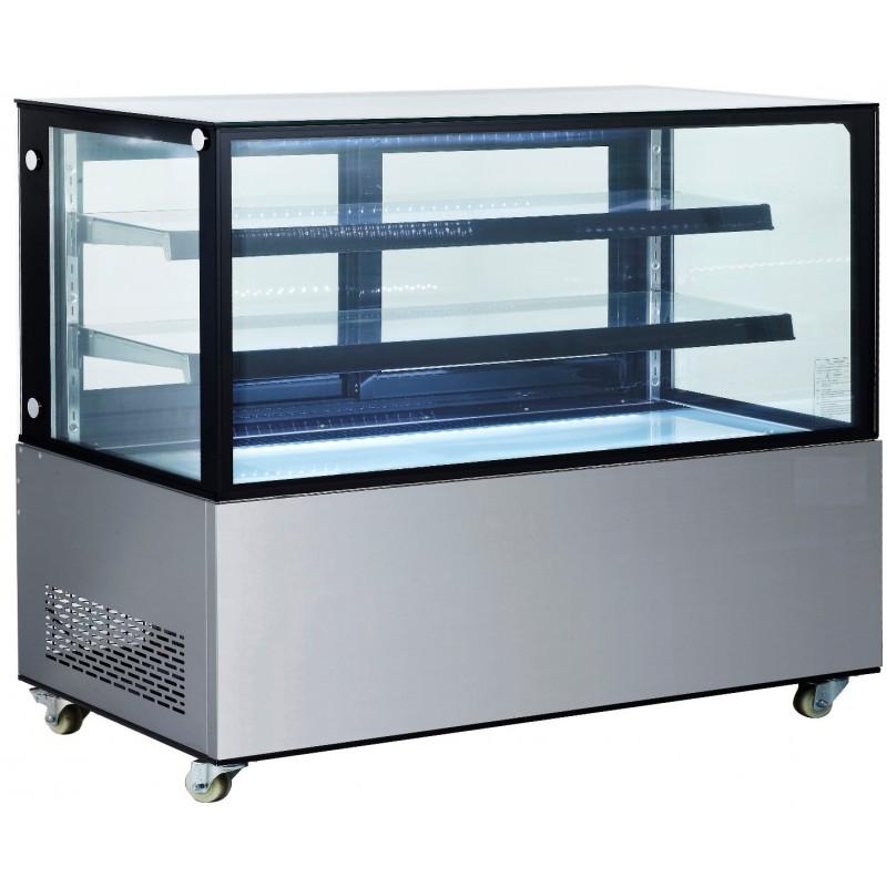Vitrine réfrigérée largeur 1500 mm