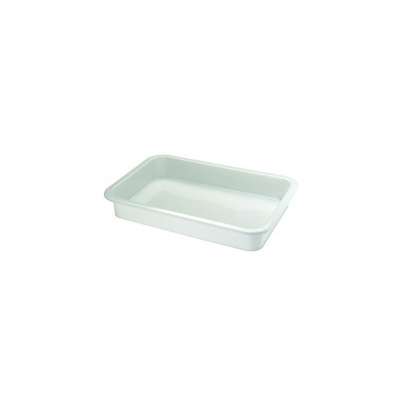 Bac à pâte rectangulaire 10 litres