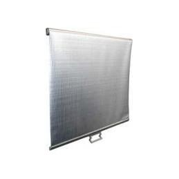 Rideau de nuit pour vitrine libre service largeur 1200 mm