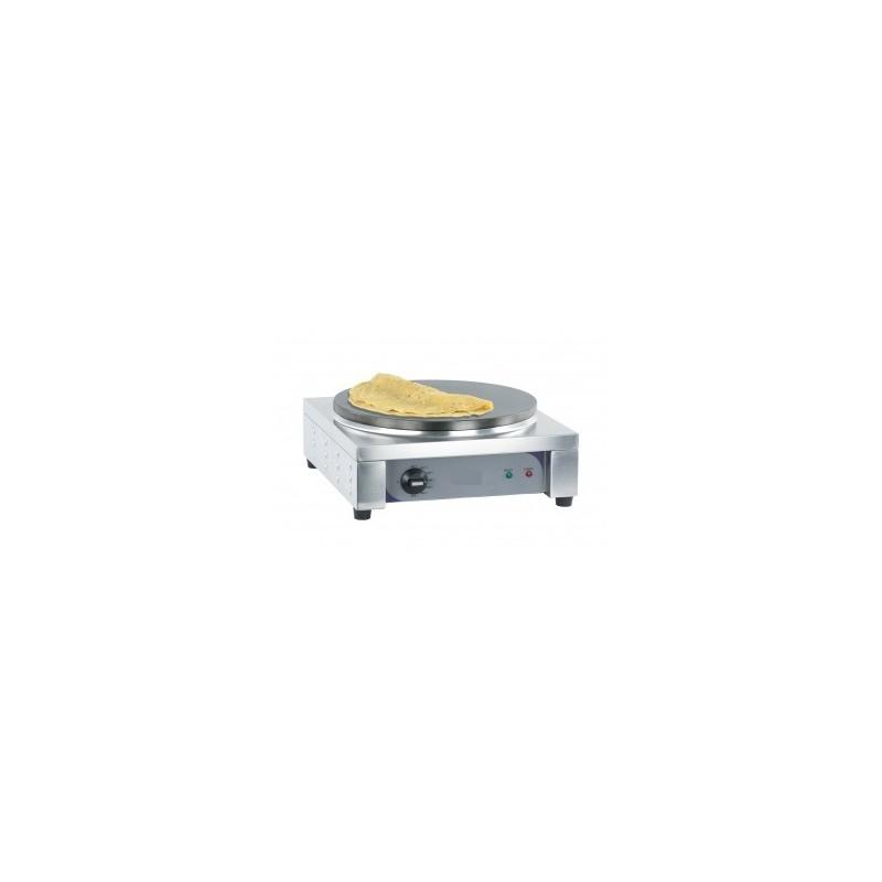 crêpière carrée électrique diamètre 40 cm