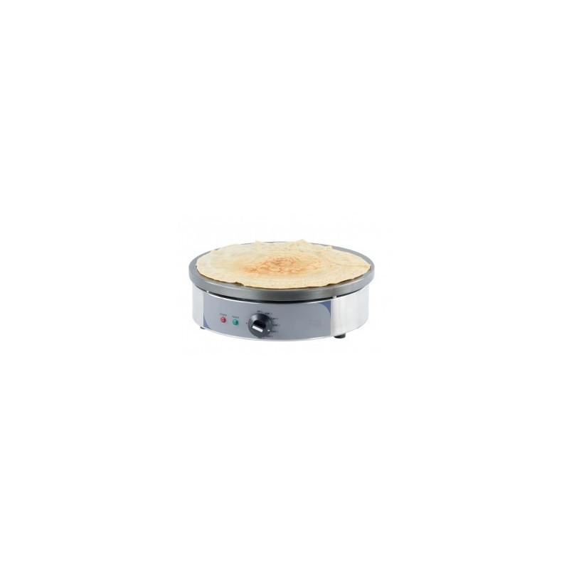 Crêpière ronde électrique ø 40 cm gamme prémium