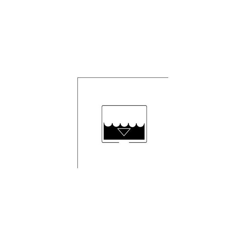 Pompe de vidange 0.025 kw pour lave vaisselle Modular