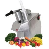 préparation et traiteur : hachoir, coupe légume, éplucheuse à pommes de terre, mixer pour préparer. Vitrines chaudes ou froides pour la présentation des produits finis