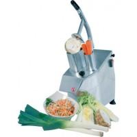 Coupe-légumes professionnels permettant de couper, râper, trancher, cuber, des fruits et légumes livrés avec 5 disques différents